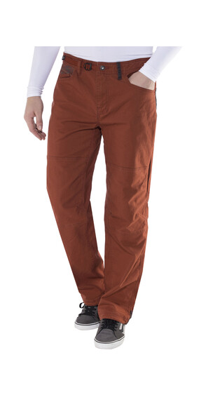 Prana Continuum - Pantalon - marron